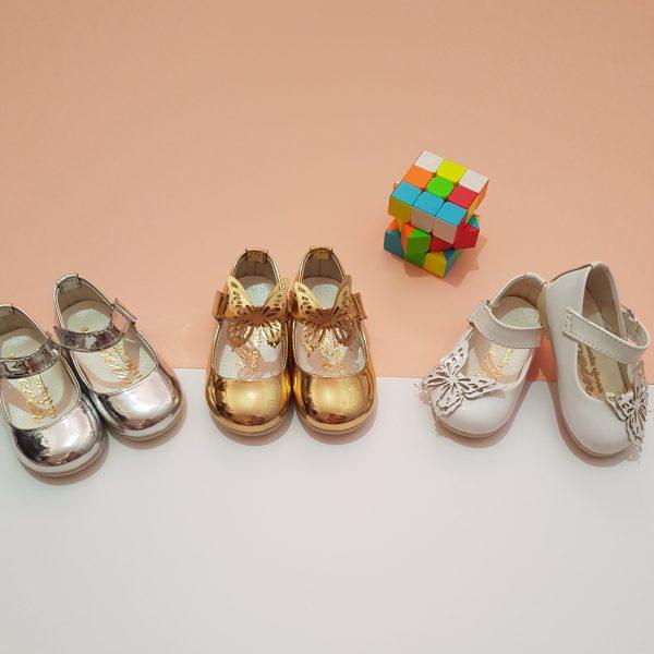 کفش دخترانه پروانه ای