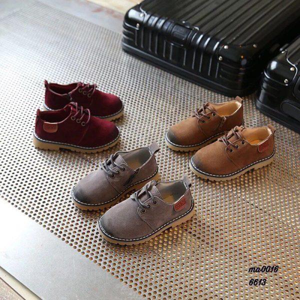 کفش اسپرت (عسلی رنگ)