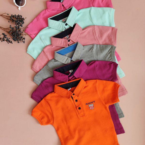 تیشرت های تک رنگ