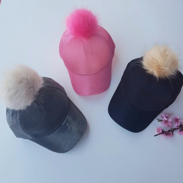 کلاه پومدار