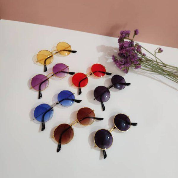 عینک آفتابی (آینه ای)