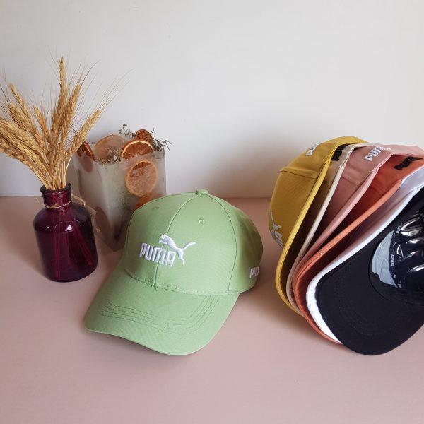 کلاه puma رنگی