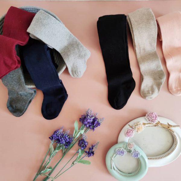 جوراب شلواری پاییزه